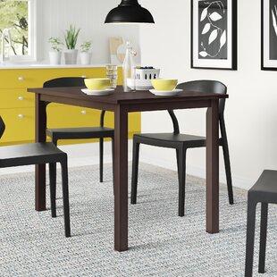 Alesha Wood Leg Dining Table
