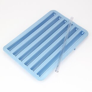 Lanning Straw Ice Cube Tray (Set Of 3) by Symple Stuff 2019 Coupon