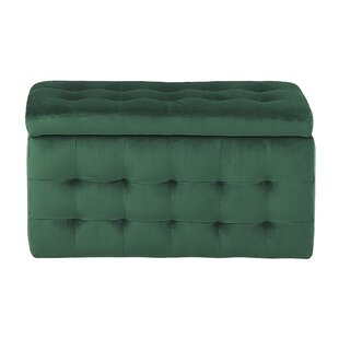 Eldredge Storage Ottoman By Fairmont Park