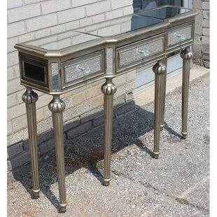 One Allium Way Pinard Console Table