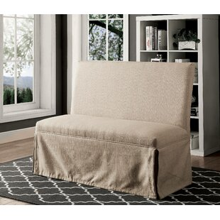 Cohen Upholstered Bench by Rosecliff Heights