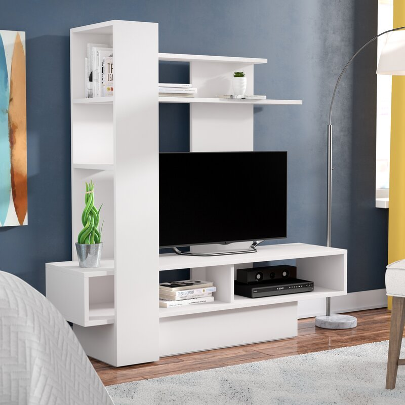 Brayden Studio Maloy Entertainment Center for TVs up to 40