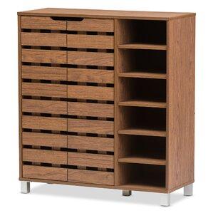katherine 18pair shoe storage cabinet