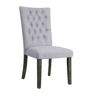 Lacluta Side Upholstered Dining Chair (Set of 2) Ophelia & Co.