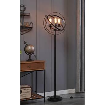 Brayden Studio Ryann 70 5 Floor Lamp Reviews Wayfair