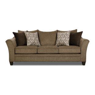 Simmons Upholstery Woodbridge Sofa by Wrought Studio