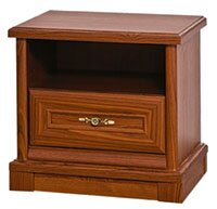 Goleta 1 Drawer Nightstand by DarHome Co 2019 Coupon