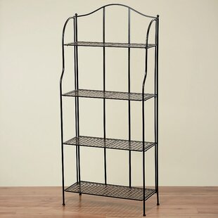 Whole House Worlds Farmers Favorite Metal Baker's Rack
