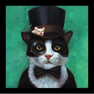 https://secure.img1-fg.wfcdn.com/im/72440939/resize-h310-w310%5Ecompr-r85/4343/43430545/tuxedo-cat-with-mouse-in-hat-contemporary-framed-graphic-art-print-on-wood.jpg