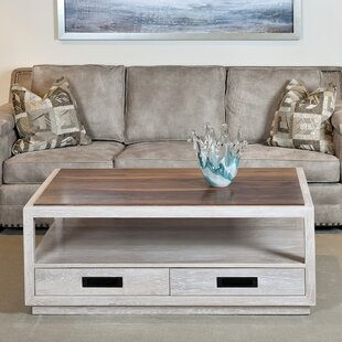 Hatteras Coffee Table by MacKenzie-Dow