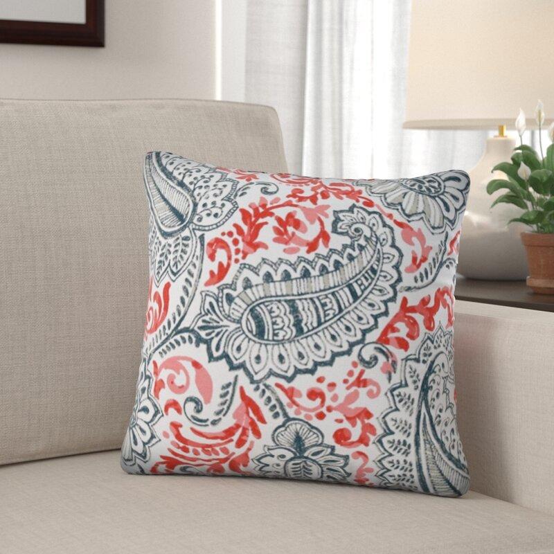 Winston Porter Brysen Indoor Outdoor Throw Pillow Wayfair