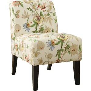 Sophia Accent Slipper Chair by A&J Homes Studio