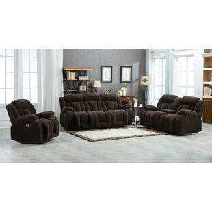 Adlingt 3 Piece Living Room Set by Winston Porter