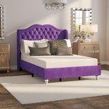 Colbourne Upholstered Standard Bed by Rosdorf Park