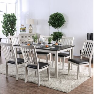 Jessie Dining Table by Longshore Tides