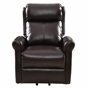 Dante Electric Lift Power Recliner Red Barrel Studio