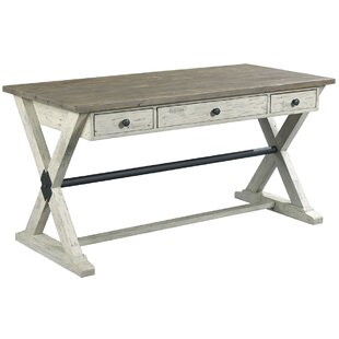 Farah Solid Wood Writing Desk