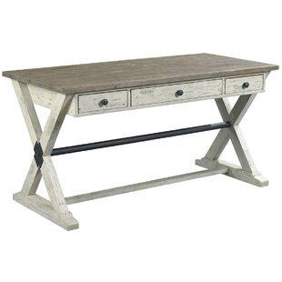Farah Solid Wood Writing Desk