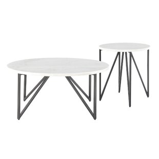 Alamo 2 Piece Coffee Table Set