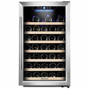 Kalamera 50 Bottle Single Zone Freestanding Wine Cooler
