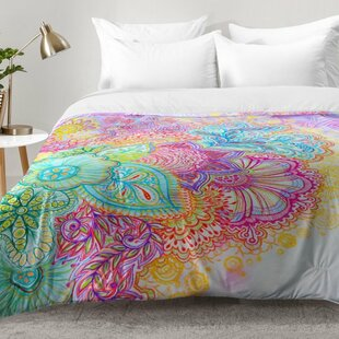 Flourish Comforter Set by East Urban Home