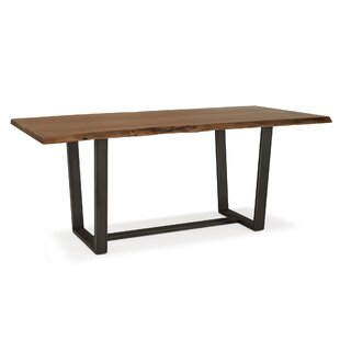 Foundry Select Almeida Live Edge Dining T..