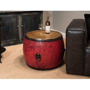 Sarreid Ltd Drum End Table