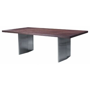 Clower Modern Dining Table by Orren Ellis