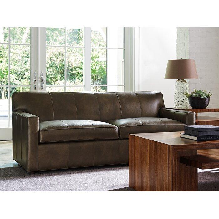 Kitano Ardsley Leather Sofa