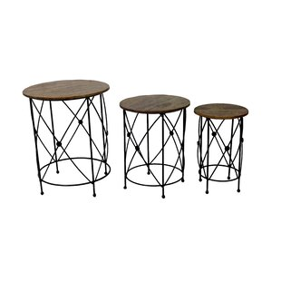 Cullens 3 Piece Nesting Tables