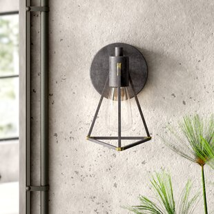 Ambrose 1-Light Bath Sconce by Williston Forge