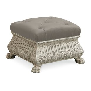 Carolin Ottoman by One Allium Way