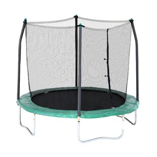 Skywalker Trampolines 8' Round Trampoline with Safety Enclosure