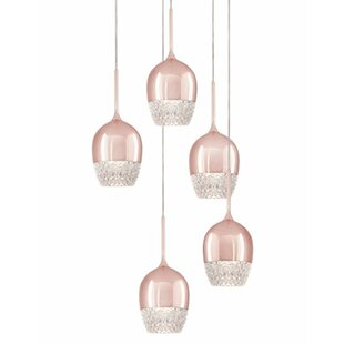 Cabaret 5-Light Pendant by..