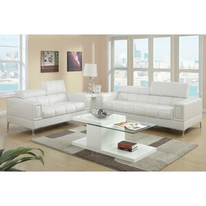 Alisa 2 Piece Living Room Set Part 53