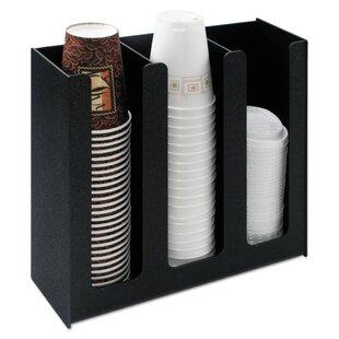 Vertiflex Cup Holder, 12-3/4W X 4-1/2D X 11-3/4D