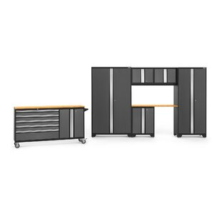 Bold 7 Piece Complete Storage System by NewAge Products