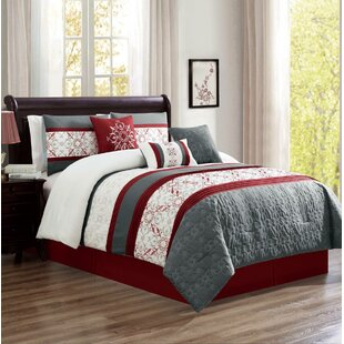 Inouye Comforter Set by Red Barrel Studio
