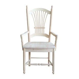Melba Arm Chair by August Grove