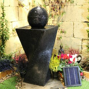 Day And Night Resin Water Feature With Light By Sol 72 Outdoor
