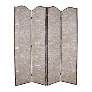Screen Gems Galore 4 Panel Room Divider