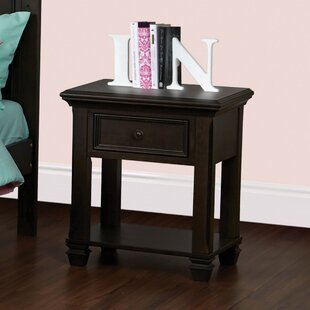 Shop For Glendale 1 Drawer Nightstand by Baby Cache Reviews (2019) & Buyer's Guide