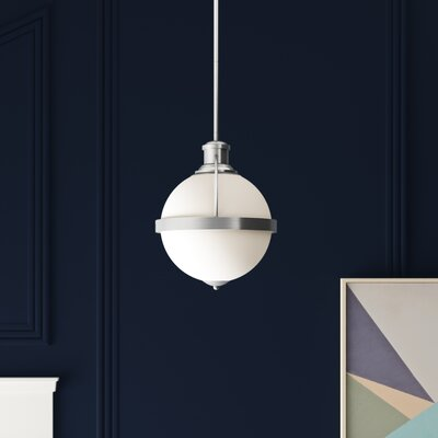 Braedon 1 Light Single Globe Pendant Joss Main