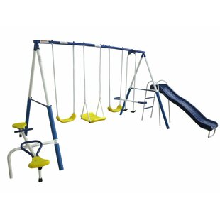 XDP Recreation Playground Galore Swing Set