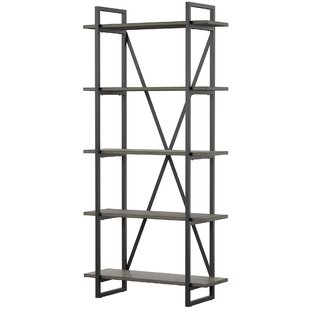 Keeble Metal Etagere Bookcase