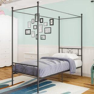 Turkay Canopy Bed