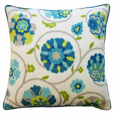 Denzel Indoor/Outdoor Throw Pillow by Rosalind Wheeler New
