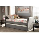 Booker Twin Daybed with Trundle by Red Barrel Studio®