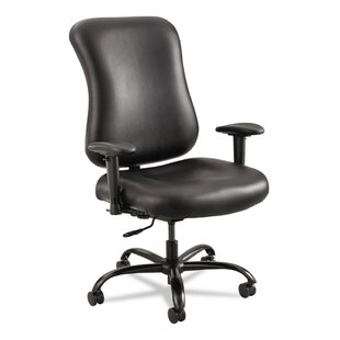 Safco Products Company Optimus Leather Executive Chair