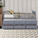 Garwood Twin Daybed with Trundle by Longshore Tides